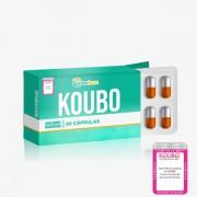 Koubo ® 200mg 30 cápsulas Com selo de autenticidade