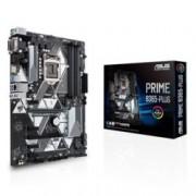 Дънна платка ASUS PRIME B365-PLUS, B365, LGA1151, DDR4, PCI-E (HDMI&DVI&VGA), 6x SATA 6Gb/s, 1x M.2 Socket, 4 x USB 3.1 (Gen 1), ATX