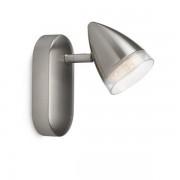 53210/17/16 MAPLE single spot nickel 1x3W SELV PHILIPS