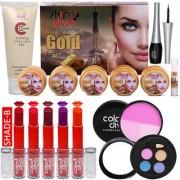 Makeup Skin Care Combo Set of 10 GC550