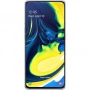 Galaxy A80 Dual Sim 128GB LTE 4G Alb 8GB RAM SAMSUNG