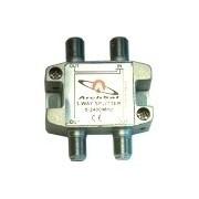 Splitter 3-vägs 5-2400 MHz