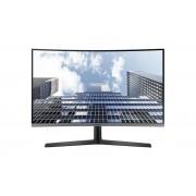 "Samsung LC27H800FCUXEN monitor, 27"", FullHD, USB-C, VA"