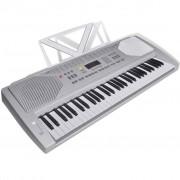 Синтезатор с 61 клавиша и поставка за нотни листове