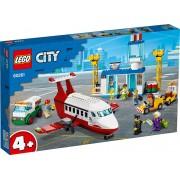 Lego City Airport (60261). Aeroporto centrale