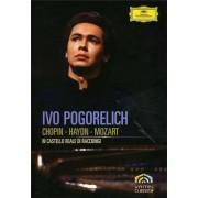 Ivo Pogorelich - Castello Reale di Racconigi (0044007340462) (1 DVD)