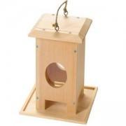 Креативен комплект - Направи си дървена къща за птици, 900291
