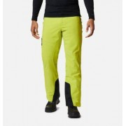 Columbia Pantalon de Ski Powder Keg III - Homme Bright Chartreuse M