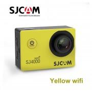 Original SJCAM SJ4000 Wifi Cámara de Acción deportes DV 2,0 pulgadas buceo 30M impermeable HD 1080P casco extremo videocámara(#with wifi)(# Opción5)