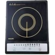 Philips HD-4920 1500-Watt Induction Cooktop (Black, Push Button) Induction Cooktop(Black, Push Button)