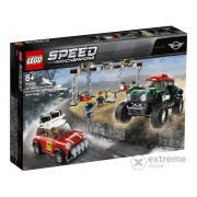 LEGO® Speed Champions 1967 - Mini Cooper S Rally și automobil sport 2018 MINI John Cooper - 75894