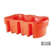 GK3350 1050 l műanyag gyűjtőkád 1 db IBC tartályra
