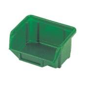 CUTIE PLASTIC DEPOZITARE 155X240X125MM / ALBASTRA