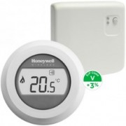 Termostat de ambient fara fir Honeywell Smart Y87RF