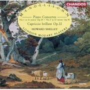 F. Mendelssohn-Bartholdy - Klavierkonzerte 1 & 2 (0095115921524) (1 CD)