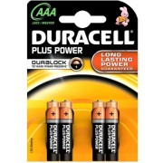 Baterii AAA R3 alkaline 4buc/blister Duracell