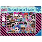Puzzle L.O.L Surprise 100 piese