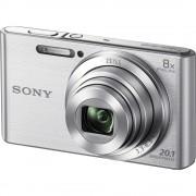 Sony Cyber Shot DSC-W830 Silver Цифров фотоапарат 20.1 Mp