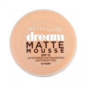 Maybelline Dream Matte Mousse Foundation 010 Ivory Spf 15 18ml