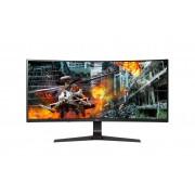 """LG 34GL750-B monitor, 34"""", FullHD, 144Hz, IPS, G-Sync"""