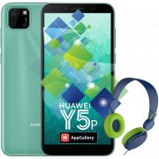 Celular Huawei Y5p 32Gb 2GB Dual Sim Audifonos - Verde
