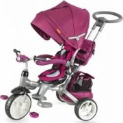 Tricicleta COCCOLLE Modi multifunctionala violet