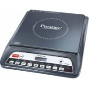 Prestige PIC 20 1200 Watt Induction Cooktop with Push button Induction Cooktop(Black, Push Button)