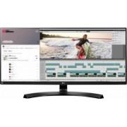 Monitor LED 34 LG 34UM88-P IPS UWQHD 5ms Negru