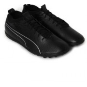 Puma evoKNIT FTB II TT Football Shoe For Men(Black)