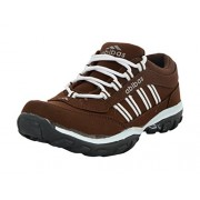 Shoe Sense Men's Brown Running Shoes - 8 UK