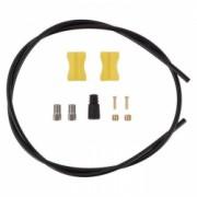Conducta Hidraulica Frana Disc Shimano Sm-Bh59-Jk-Ss Od5Mm Mtb 1700Mm Cu Conector Tl-Bh61 Neagra