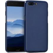 Protectie spate Senno Pure Flex Slim Mate TPU pentru OnePlus 5 (Albastru)