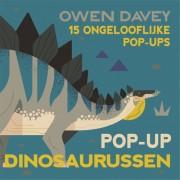 Pop-up dinosaurussen - Owen Davey