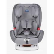 Cadeira-auto Youniverse Fix grupo 1/2/3, da CHICCO cinzento medio liso