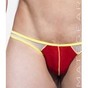 Mategear Kum Ja IX Mesh Series Mini Bikini Swimwear Red 1790602