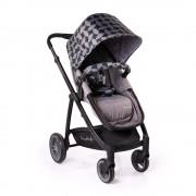 Cangaroo Kolica za bebe Rachel Gray Leaves (CAN4454GL)