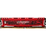 Crucial Ballistix Sport LT Red 16GB DDR4-2666