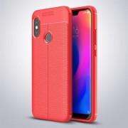TPU Bakskal Xiaomi Redmi 6 Pro / Mi A2 Lite Röd