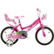 Детско колело Fuxia - 14 инча Dino Bikes, 120117546