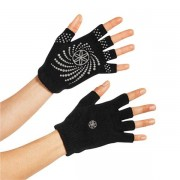 GAIAM Grippy Yoga Gloves One size Black/grey