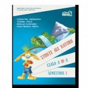Stiinte ale naturii. Manual pentru Clasa a III-a Semestrul I + CD