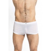 L'Homme Invisible Zephyr Freedom Shorts White HW129-ERO-002