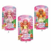 BARBIE DREAMTOPIA mini papusa CHELSEA ZANA DVM87