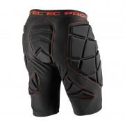 Pantaloni cu protectii PRO-TEC hip pad black