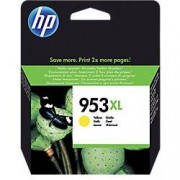 HP Cartucho de tinta HP original 953xl amarillo f6u18ae