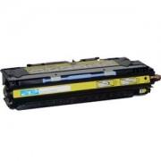 Тонер касета за Hewlett Packard CLJ 3500,3500n, жълт (Q2672A) - it image