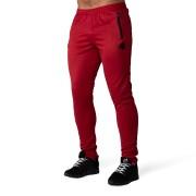 Gorilla Wear Ballinger Trainingsbroek - Rood/Zwart - 3XL