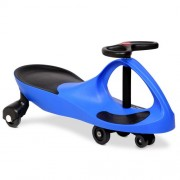 Pedal Free Swing Car - Blue