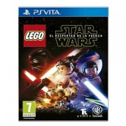 DIVISA RED SAU PS Vita - LEGO Star Wars: El Despertar De La Fuerza (Episodio 7)