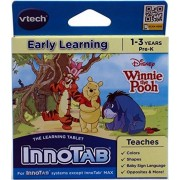 VTech InnoTab Learning System Software WINNIE THE POOH Disney NEW NIP Ages 1-3